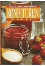 Dr. Oetker Kulinarisch Konfitüren  Frisch und fruchtig
