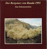 Der Bergsturz von Randa 1991