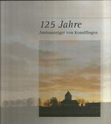 125 Jahre Amtsanzeiger von Konolfingen