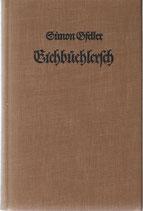 Simon Gfeller Eichbüehlersch 1941
