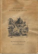Holligen Einst und Jetzt 1960