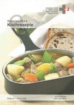 Kochbuch der Schweizer Armee 2005