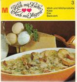 Koch mit Liebe Koch mit Migros 1967 Band 3