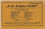 A d'r Aelpler-Chilbi Ländlerklarinette II