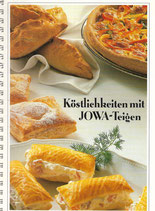 Köstlichkeiten mit JOWA-Teigen
