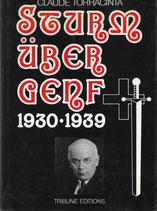 Sturm über Genf 1930-1939