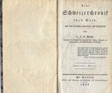 Neue Schweizerchronik fürs Volk 1833