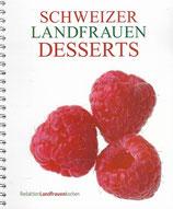 Schweizer Landfrauen Desserts