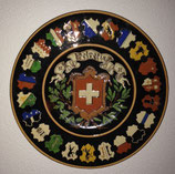 Thoune Wappenteller Helvetia ca.1890