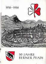 50 Jahre Berner Pfadi 1916-1966