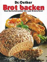 Brot backen Dr.Oetker