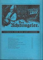 Der Achetringeler Chronik für das Amt Laupen 1989
