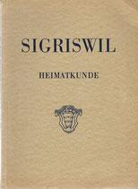 Sigriswil Heimatkunde 1929