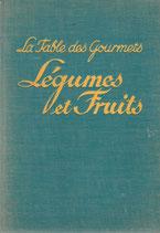 Légumes et fruits 1929
