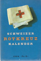 Schweizer Rotkreuz Kalender 1964