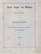 Ritter Caspar von Mülinen 1481-1538