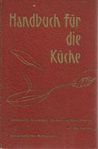Handbuch für die Küche 1956