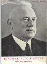 Bundesrat Rudolf Minger