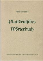 Plattdeutsches Wörterbuch