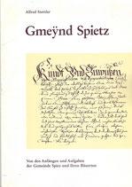 Gmeÿnd Spietz - Gemeinde Spiez