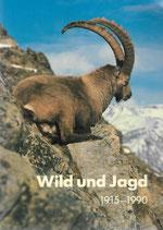 Wild und Jagd 1915-1990