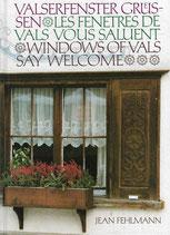 Valserfenster grüssen