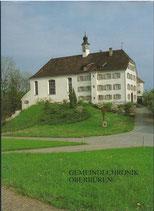 Gemeindechronik Oberbüren