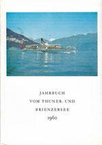Jahrbuch vom Thuner- und Brienzersee 1960