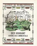 Der Hohgant  Krone des Emmentals 1964