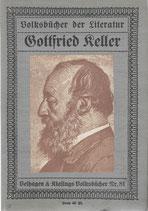 Gottfried Keller 1913