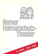 75 Jahre Berner Heimatschutz-Theater