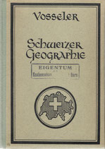 Die Schweiz - Leitfaden für den Geographie-Unterricht 1945