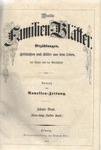 Deutsche Familien - Blätter 1857