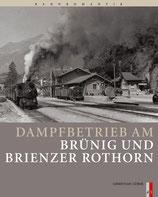 Dampfbetrieb am Brünig und Brienzer Rothorn