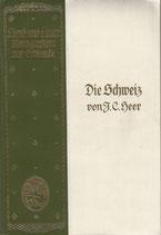 Schweiz Land und Leute Monographien 1907