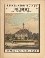 Philipp Emanuel von Fellenberg