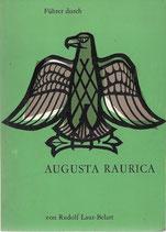 Führer durch Augusta Raurica 1959