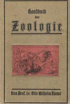 Handbuch der Zoologie 1914