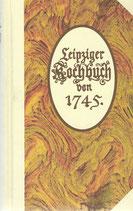 Leipziger Kochbuch von 1745