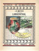 Langenthal Heimatbuch 1958