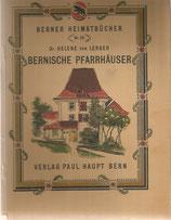 Bernische Pfarrhäuser