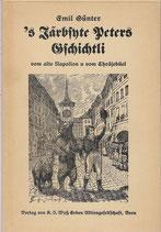 s'Järbsyte-Peters Gschichtli 1952