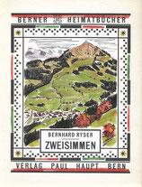 Zweisimmen das Sonnendorf am Rinderberg