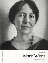 Maria Waser 1878-1939