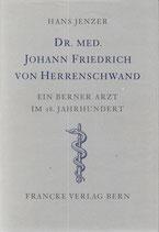 Dr. med. Johann Friedrich von Herrenschwand