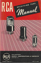 RCA Receiving Tube Manual 1947