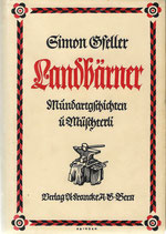 Simon Gfeller Landbärner