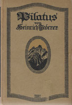 Pilatuseine Erzählung aus den Bergen