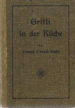 Gritli in der Küche 1916