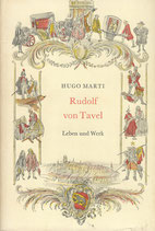 Rudolf von Tavel Leben und Werk